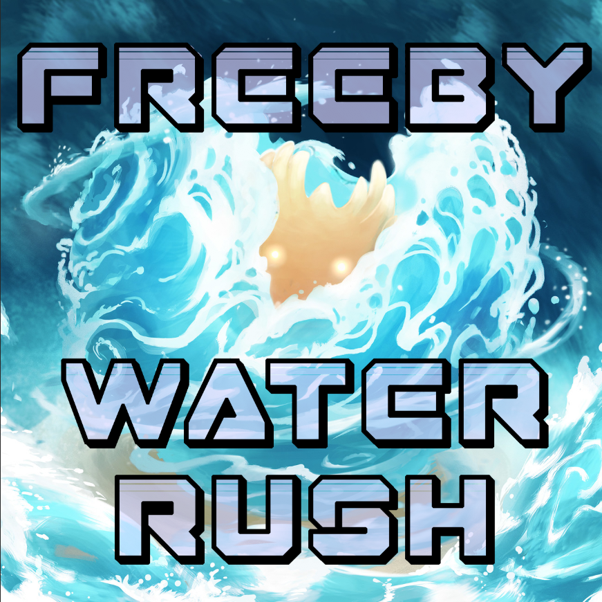 Artwork Freeby Water Rush