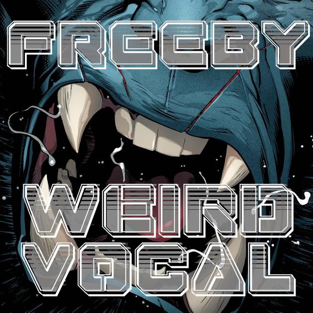 BAD_Weird Voices_Artwork